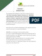 Organizational Study- Kerafed.bbnsha