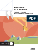 Pension at a Glance 2005