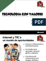 Tecnologia Con Valores-MICROSOF COLOMBIA