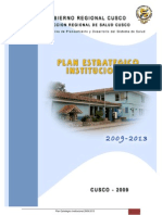 Plan Estrategico2009