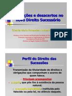 VII Congresso - MINICURSO de SUCESSÔES