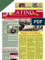 El Latino de Hoy | The Only Weekly Hispanic Newspaper of Oregon | 8-22-2012