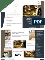 Conference Brochure (NXPowerLite) (NXPowerLite)