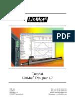 Tutorial LinMot Designer e Recent 1.7