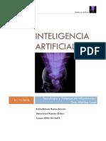Ivestigación Inteligencia Artificial
