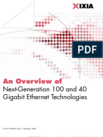 100GbE Overview White Paper