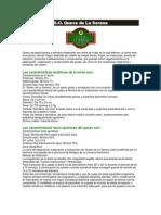 D.O. Queso de La Serena