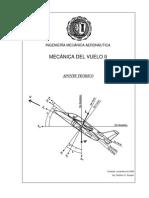IUA - Mecanica Del Vuelo II - Teorico - Scarpin