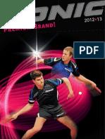2012-2013 Catalogo ATMP-DONIC Original