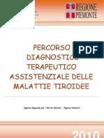 Aress Piemonte Pdta Tiroide 2010