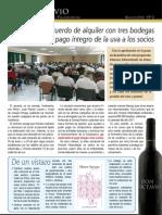 Vinícola Villarrobledo Boletín Nº 2 Julio 2012