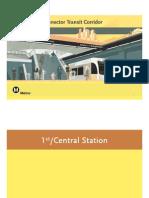 1st & Central station