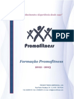 Formação Promofitness 2012-2013