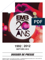 EMB 20 ans