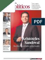 21-08-2012 El Economista - Aristóteles Sandoval Díaz - Es tiempo de hacer mucha política