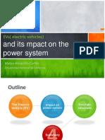 EVs Sistema de Potencia