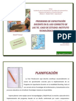 Fase Planificación - Edu@Virtual