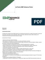 DIMEP - Software para Relógio de Ponto DMP Advance Ponto