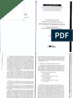 LUÍS ROBERTO BARROSO - O controle de constitucionalidade no direito brasileiro