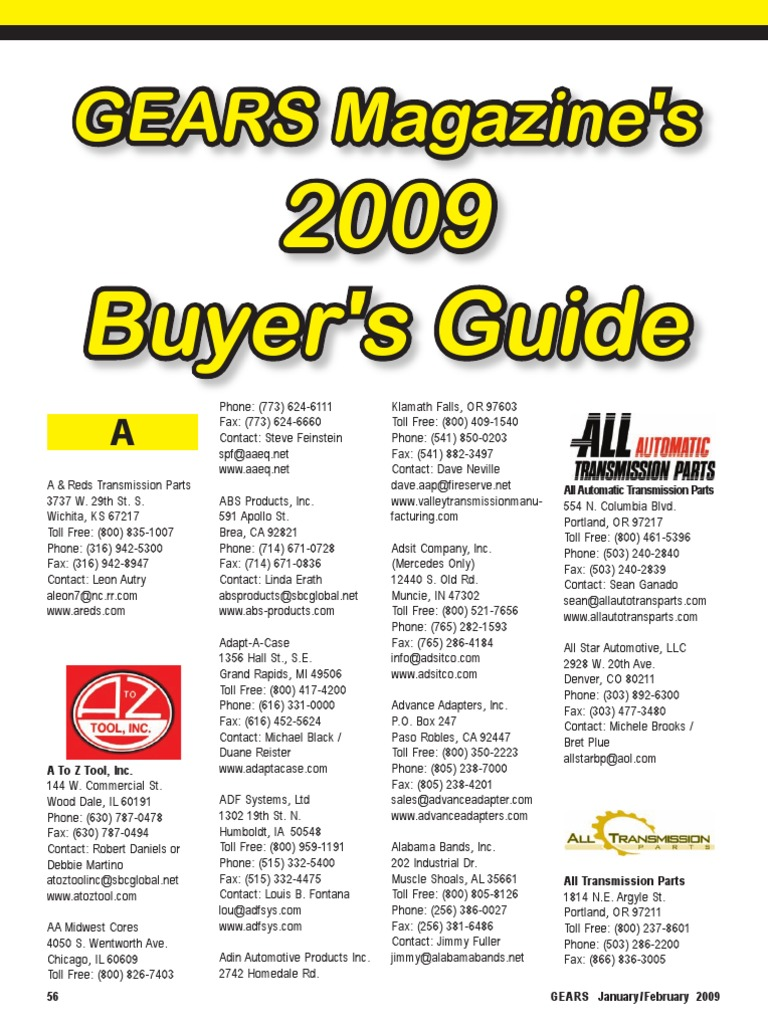 2009 Buyers Guide Automotive Industry Vehicle Technology Jegs Roll Control Wiring Diagram