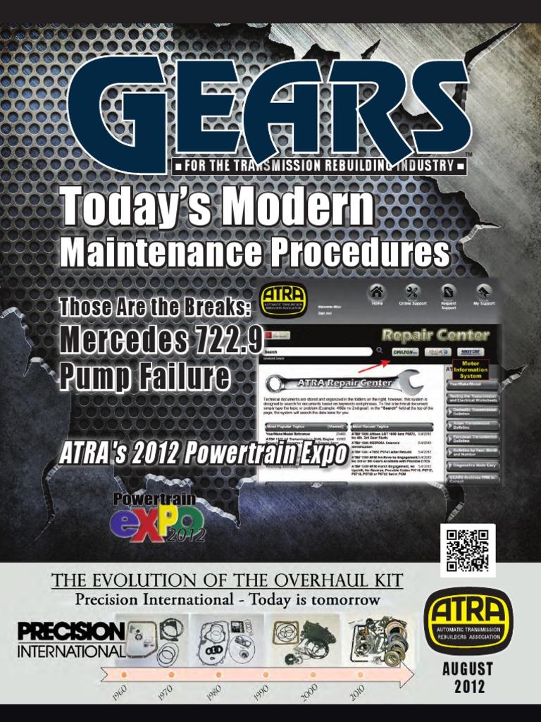 August 2012 transmission mechanics automotive technologies fandeluxe Images