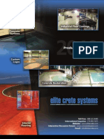 Elite Crete Systems - 2010 Email Catalog