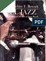 Berendt Joachim - El Jazz - De Nueva Orleans Al Jazz Rock