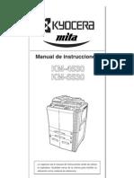 KM 4530 5530~Manual de Usuario