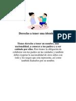 Microsoft Word - Derecho a Tener Una Identidad222