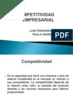 Diapositivas de Competitividad