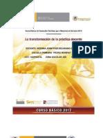 Productos Cap. Basica 2012