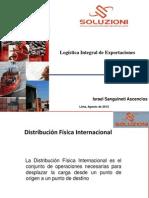 Logística de Exportaciones