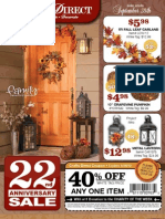 Anniversary Sale 2012