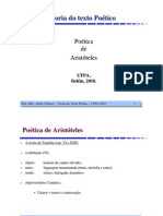 Poetica de Aristoteles Ufpa