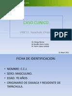 Caso Clinico 11 5 12