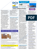 Pharmacy Daily for Fri 24 Aug 2012 - Too many antipsychotics, Antibiotics and the pill, Australian trauma, Chronic disease and death, and much more...