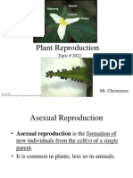2022 Plant Reproduction