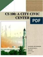 A City Civic Center ( unfinish)