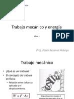 2º M_Trabajo mecánico y energía