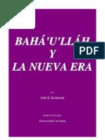 Bahaullah y La Nueva Era