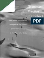 Grammar - Richmond - Grammar Practice in Context