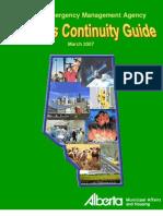 Alberta BCP Guide 2007