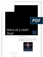 India in a Debt Trap