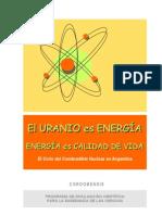HUGO MARTIN ATOMICA CORDOBA CICLO COMBUSTIBLE NUCLEAR