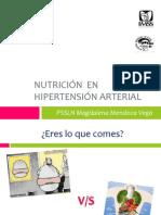 Presentacion de Alimentacion Saludable =)
