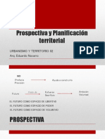 Prospectiva y Planificaicion