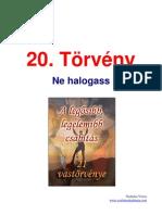 Nicholas Victor Elemi Csabitas 21 Torvenye 20