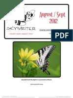Durham Skywriter—August/September 2012