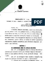 RESOLUCÇÃO TSE 7.651_1965