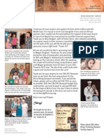 Sheryl Aug 2012 Newsletter Email